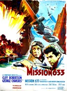 633 Squadron - French Movie Poster (xs thumbnail)