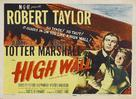 High Wall - Movie Poster (xs thumbnail)
