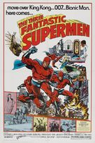 I fantastici tre supermen - Movie Poster (xs thumbnail)