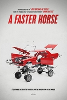 A Faster Horse - Movie Poster (xs thumbnail)