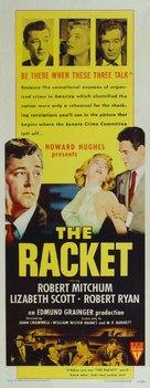 The Racket - Movie Poster (xs thumbnail)