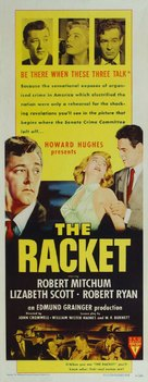 The Racket - Movie Poster (xs thumbnail)