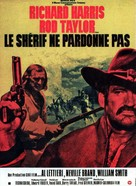 The Deadly Trackers - French Movie Poster (xs thumbnail)