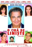 Une heure de tranquillité - Romanian Movie Poster (xs thumbnail)