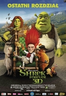 Shrek Forever After - Polish Movie Poster (xs thumbnail)