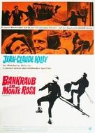 Snow Job - German Movie Poster (xs thumbnail)