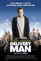 Delivery Man - Danish Movie Poster (xs thumbnail)