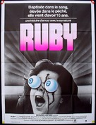 Ruby - French Movie Poster (xs thumbnail)