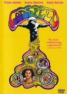 Godspell: A Musical Based on the Gospel According to St. Matthew - DVD cover (xs thumbnail)