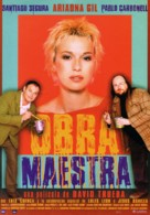 Obra maestra - Spanish Movie Poster (xs thumbnail)