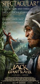 Jack the Giant Slayer - Movie Poster (xs thumbnail)