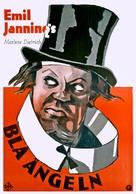 Der blaue Engel - Swedish Movie Poster (xs thumbnail)