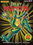 """Teenage Mutant Ninja Turtles"" - Czech Movie Poster (xs thumbnail)"