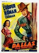 Dallas - Belgian Movie Poster (xs thumbnail)
