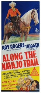 Along the Navajo Trail - Australian Movie Poster (xs thumbnail)