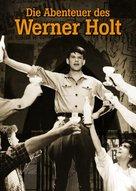 Die Abenteuer des Werner Holt - German Movie Cover (xs thumbnail)