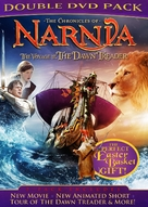 The Chronicles of Narnia: The Voyage of the Dawn Treader - DVD cover (xs thumbnail)