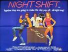 Night Shift - British Movie Poster (xs thumbnail)