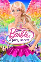 Barbie: A Fairy Secret - DVD cover (xs thumbnail)