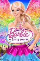 Barbie: A Fairy Secret - DVD movie cover (xs thumbnail)