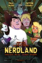 Nerdland - Movie Poster (xs thumbnail)