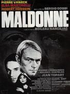 Maldonne - French Movie Poster (xs thumbnail)