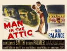 Man in the Attic - Movie Poster (xs thumbnail)