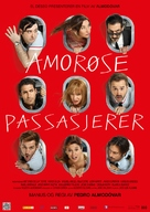 Los amantes pasajeros - Norwegian Movie Poster (xs thumbnail)