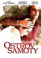 The Ballad of Jack and Rose - Czech DVD cover (xs thumbnail)
