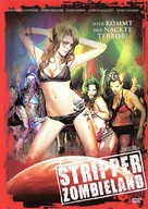 Stripperland - German DVD cover (xs thumbnail)