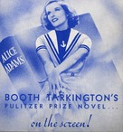 Alice Adams - poster (xs thumbnail)
