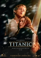 Titanic - Czech Movie Poster (xs thumbnail)