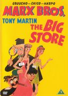 The Big Store - Danish Movie Cover (xs thumbnail)