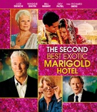 The Second Best Exotic Marigold Hotel - Movie Cover (xs thumbnail)