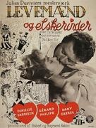 Pot-Bouille - Danish Movie Poster (xs thumbnail)