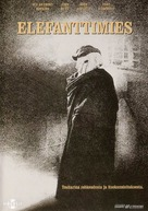 The Elephant Man - Finnish DVD movie cover (xs thumbnail)
