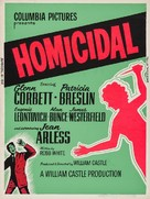 Homicidal - Movie Poster (xs thumbnail)