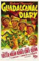 Guadalcanal Diary - Movie Poster (xs thumbnail)