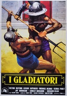 Demetrius and the Gladiators - Italian Movie Poster (xs thumbnail)