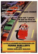 Ferris Bueller's Day Off - Belgian Movie Poster (xs thumbnail)