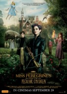 Miss Peregrine's Home for Peculiar Children - Australian Movie Poster (xs thumbnail)