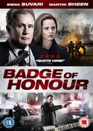 Badge of Honor - British DVD movie cover (xs thumbnail)