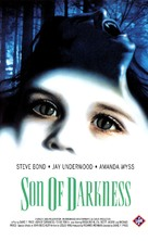 Son of Darkness: To Die for II - German VHS movie cover (xs thumbnail)