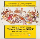 Yours, Mine and Ours - Movie Poster (xs thumbnail)