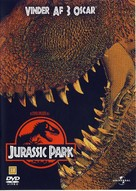 Jurassic Park - Danish Movie Cover (xs thumbnail)