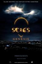 Seres: Genesis - Mexican Movie Poster (xs thumbnail)