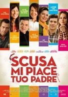 The Oranges - Italian Movie Poster (xs thumbnail)