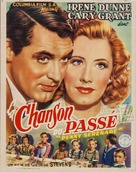 Penny Serenade - Belgian Movie Poster (xs thumbnail)