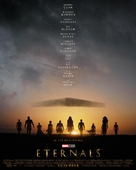 The Eternals - Movie Poster (xs thumbnail)