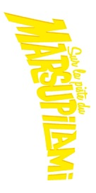 Sur la piste du Marsupilami - French Logo (xs thumbnail)